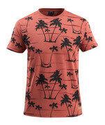 50596-983-33 T-shirt - mosgrøn