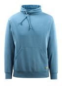 50598-280-85 Sweatshirt - stenblå