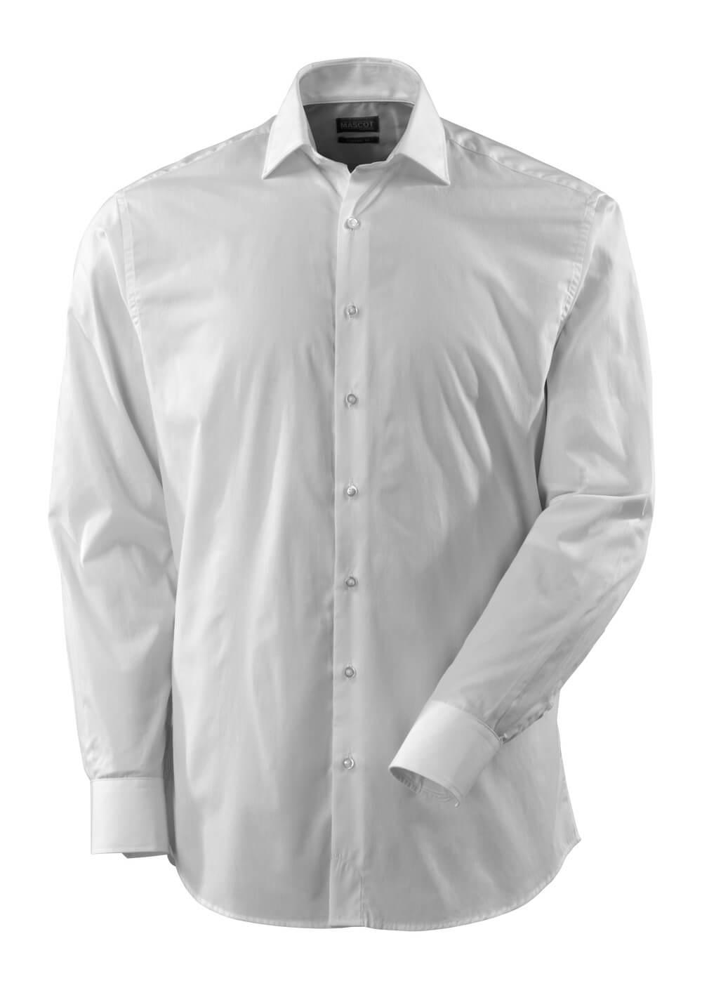 50631-984-06 Skjorte - hvid