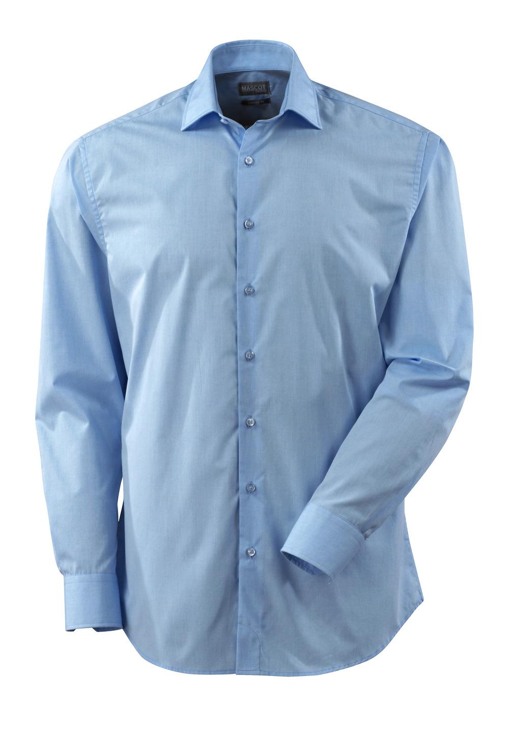50631-984-71 Skjorte - lys blå