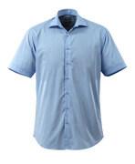 50632-984-06 Skjorte, kortærmet - hvid