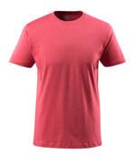 51579-965-96 T-shirt - hindbærrød