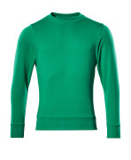 51580-966-333 Sweatshirt - græsgrøn
