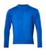 51580-966-91 Sweatshirt - azurblå