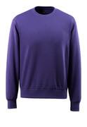 51580-966-95 Sweatshirt - blå violet