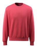 51580-966-96 Sweatshirt - hindbærrød