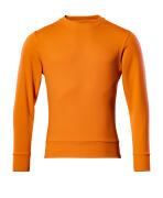 51580-966-98 Sweatshirt - stærk orange