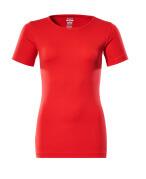 51583-967-202 T-shirt - signalrød