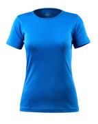 51583-967-91 T-shirt - azurblå