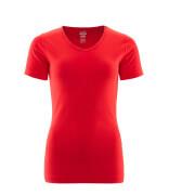51584-967-202 T-shirt - signalrød
