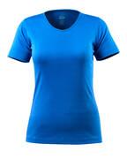 51584-967-91 T-shirt - azurblå