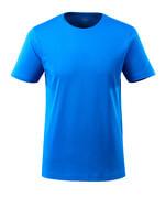 51585-967-91 T-shirt - azurblå