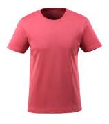 51585-967-96 T-shirt - hindbærrød