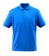 51587-969-91 Poloshirt - azurblå