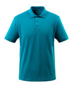 51587-969-93 Poloshirt - petroleum