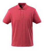 51587-969-96 Poloshirt - hindbærrød