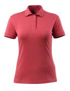 51588-969-96 Poloshirt - hindbærrød