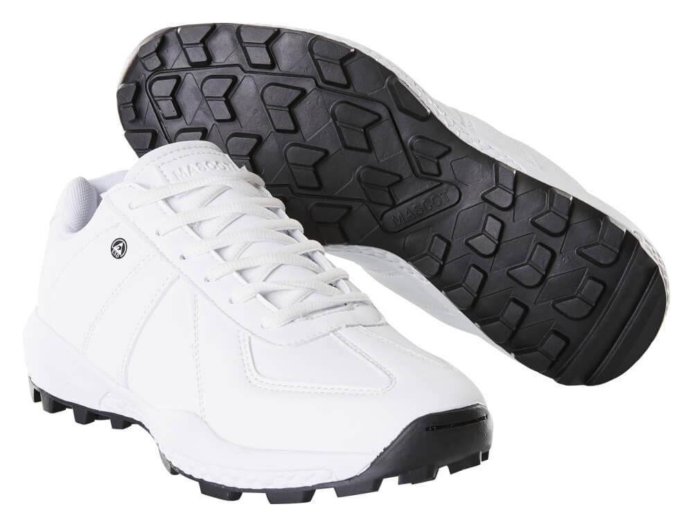 F0820-702-06 Sneakers - hvid
