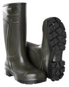 F0852-703-19 PU-sikkerhedsstøvler - mørk oliven